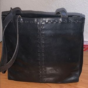 Aldo All Real Leather Medium Shoulder Bag